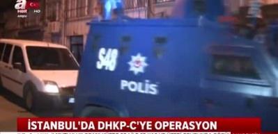 Terör örgütü DHKP-C'nin üst düzey yöneticisi yakalandı
