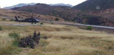 Terör örgütü PKK'ya Bitlis'te darbe
