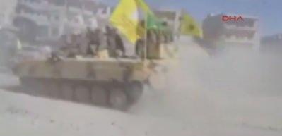Terör örgütü PYD/YPG Rakka'yı DEAŞ'tan aldı