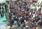 Cumhurbaşkanı Erdoğan Eyüp Sultan Türbesi'ni ziyaret etti