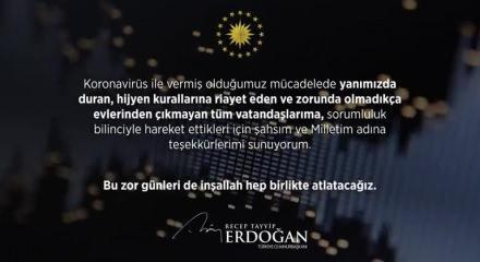 Baskan Erdogan Dan Son Dakika Koronavirus Aciklamasi Guncel