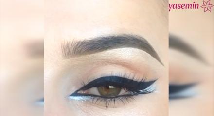 Kleopatra göz makyajı