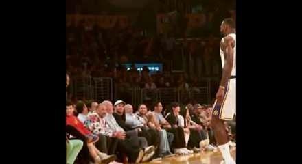 Kobe Bryant'ın son görüldüğü an ve kaza yerinden görüntüler