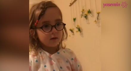 Küçük kızın annesi ile diyaloğu sosyal medyayı yıktı!