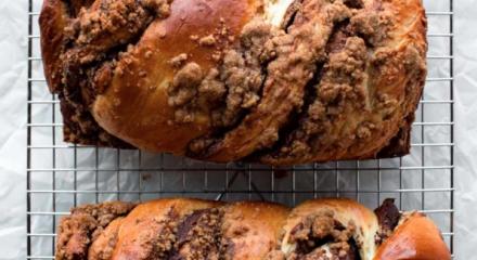 Nutellalı çörek tarifi