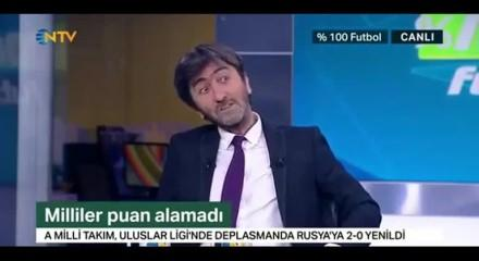 Rıdvan Dilmen'den Arda Turan'a sitem!