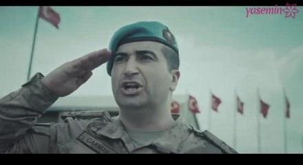 Sinan Akçıl'dan Askerlere özel klip