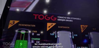 Türkiye'nin Otomobili TOGG'dan yeni video