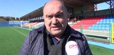 Trabzon ekibine maç öncesi hırsızlık şoku