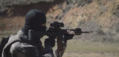Trabzon'da üretildi, seri üretimine geçiliyor: Zigana Piyade Tüfeği