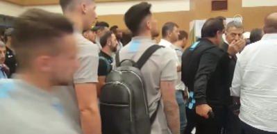 Trabzonspor, yurda döndü