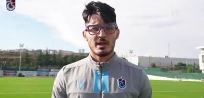 """Trabzonsporlu oyunculardan """"Epilepsi İçin Bak"""" kampanyasına destek"""