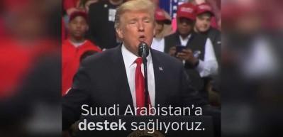 Trump Kral Selman'dan nasıl para aldığını anlattı! 'Onlar salak...'