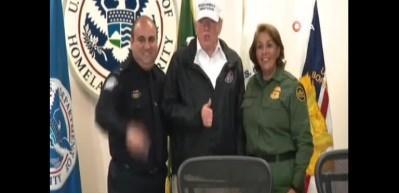 Trump'tan Meksika duvarı için olağanüstü hal tehdidi