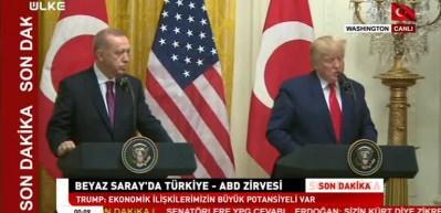 Trump'tan son dakika S-400 ve F-35 açıklaması