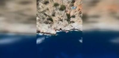 TSK, batan tekne ile ilgili görüntü paylaştı