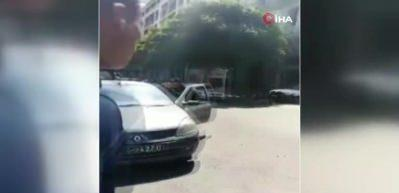 Tunus'ta polis aracını hedef alan intihar saldırısı