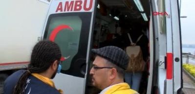 Tur otobüsleri çarpıştı: Çok sayıda yaralı var