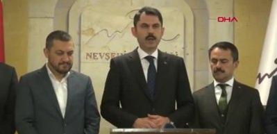 'Turistik alanlardaki ticari yapılar, Nevşehir'e yakışmıyor '