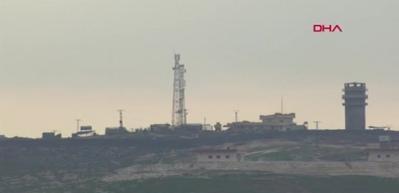 Türk askeri PKK/YPG bölgesini 24 saat izliyor