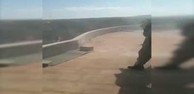Türk Askeri rejim helikopterini böyle düşürdü!