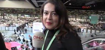 Türk kumaş üreticileri Paris Moda Fuarı'na damgasını vurdu