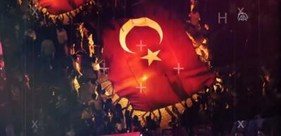 Türk Tarih Kurumundan 15 Temmuz videosu