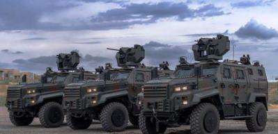 Türk zırhlısına rağbet artıyor