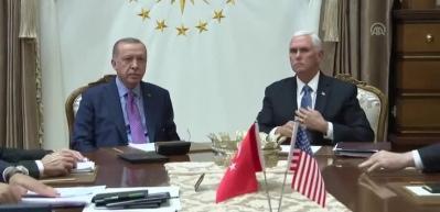 Türkiye-ABD arasında heyetler arası görüşme