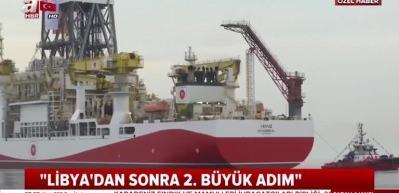 Türkiye ezber bozmaya devam ediyor! Libya'dan sonra 2. büyük adım