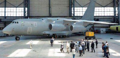 Türkiye ile Ukrayna AN-188 askeri kargo uçağı için görüşmelere başladı