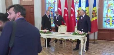 Türkiye ve Moldova anlaştı! İmzalar atıldı
