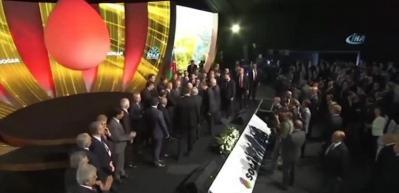 Türkiye'deki en büyük yatırım açıldı