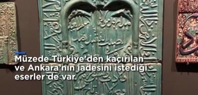 Türkiye'den kaçırdılar, iade etmiyorlar! İslam'ın gizli hazinesi görüntülendi
