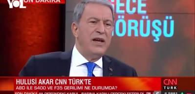 Türkiye'den S-400, Patriot ve F-35 açıklaması