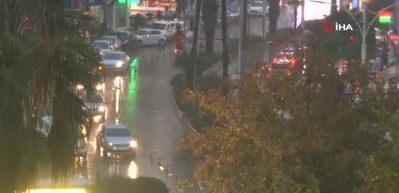 Türkiye'nin en yoğun yağışını Şanlıurfa aldı
