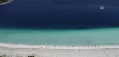 """""""Türkiye'nin Maldivleri"""" bu yaz binlerce ziyaretçiyi ağırladı"""