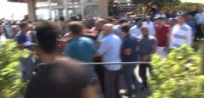 Tuzla'da kurban kesim kavgası