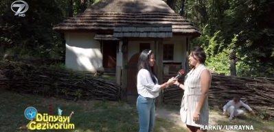 Ukrayna'nın geleneksel evleri
