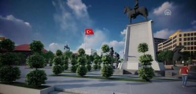 Ulus Meydanı Projesi