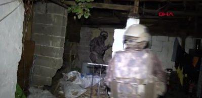 Uyuşturucu satıcılarına 'Çekirge' operasyonu: 52 gözaltı