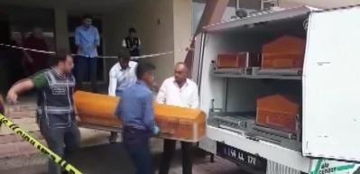Uzman çavuş ve eşi, evlerinde başlarından vurulmuş halde ölü bulundu
