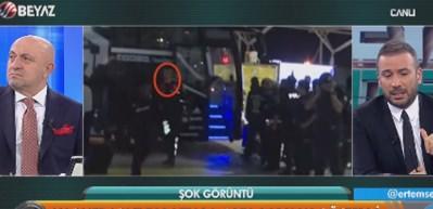 Vagner Love'dan Beşiktaş taraftarına şoke eden el hareketi!
