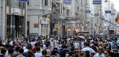 Vali Yerlikaya İstanbul'a gelen turist sayısını açıkladı