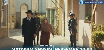 Vatanım Sensin 49.bölüm fragmanı: Mehmet Akif halka sesleniyor