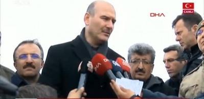 Bakan Soylu'dan İran depremi açıklaması