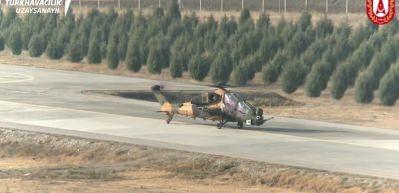 ATAK FAZ-2'nin ilk uçuşu yapıldı