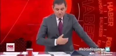 Fatih Portakal'dan büyük saygısızlık! Erdoğan'ın taklidini yaptı