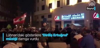 Gösterilere 'Diriliş Ertuğrul' müziği damga vurdu