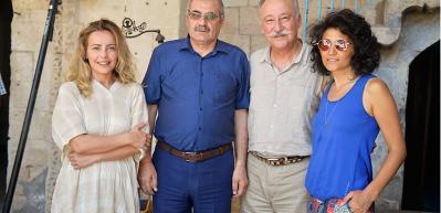 Yapımcıların gözdesi Mardin